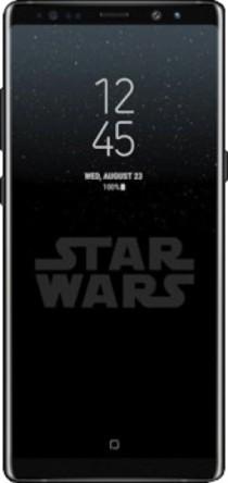 Galaxy Note 8 Star Wars Edition