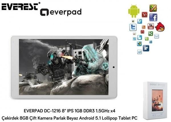 EverPad DC-1216