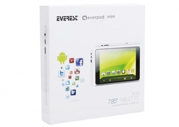 EverPad Mini QC-785
