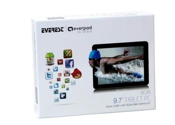 EverPad DC-9700-8