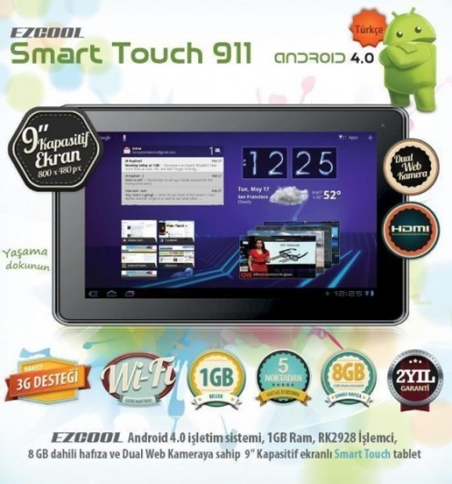 Smart Touch 911