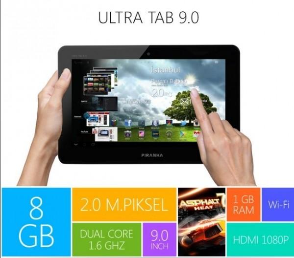 Ultra 4 Tab 9.0