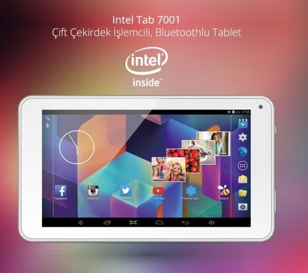 Intel Tab 7001