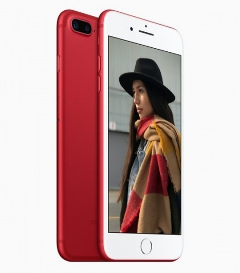 iPhone 7 (PRODUCT) RED