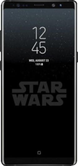 Galaxy Note 8 Star Wars Edition