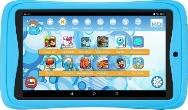 A3 7 Kids Tablet