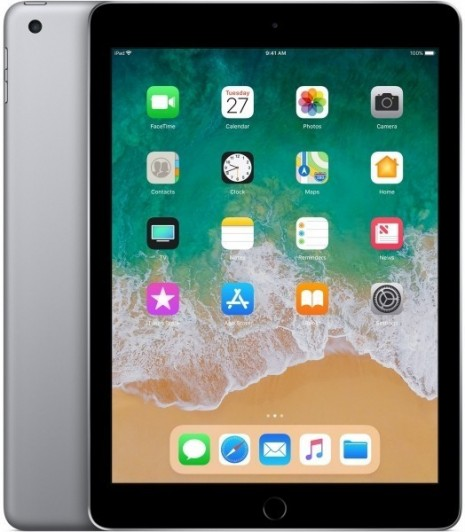 iPad 9.7 (2018) Wi-Fi + Cellular