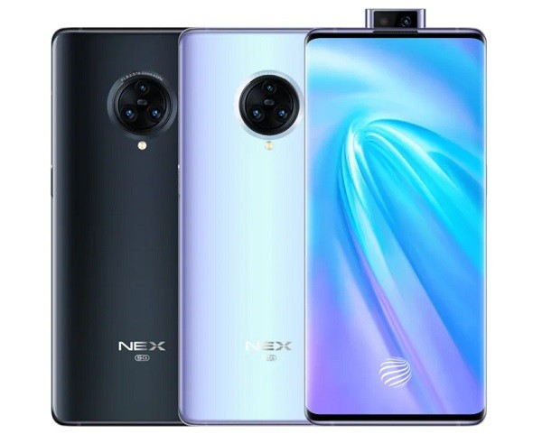 NEX 3 5G
