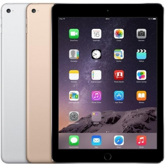 iPad Air 2 Wi‑Fi + Cellular