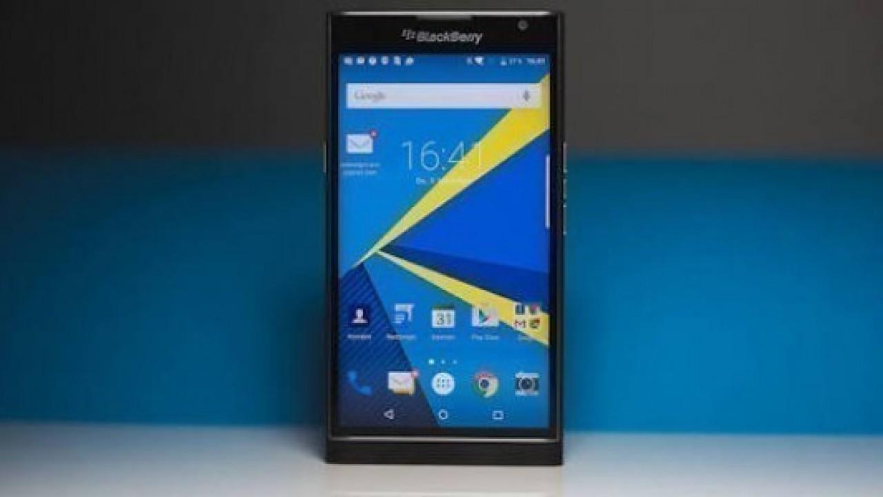 Blackberry'nin Mercury Kod Adlı Akıllı Telefonu Geekbench Üzerinde Göründü
