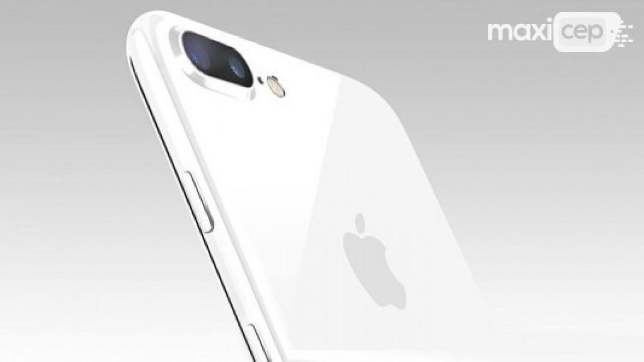 İphone 7 ve İphone 7 Plus için Jet White Renk Seçeneği Gelecek Mi?