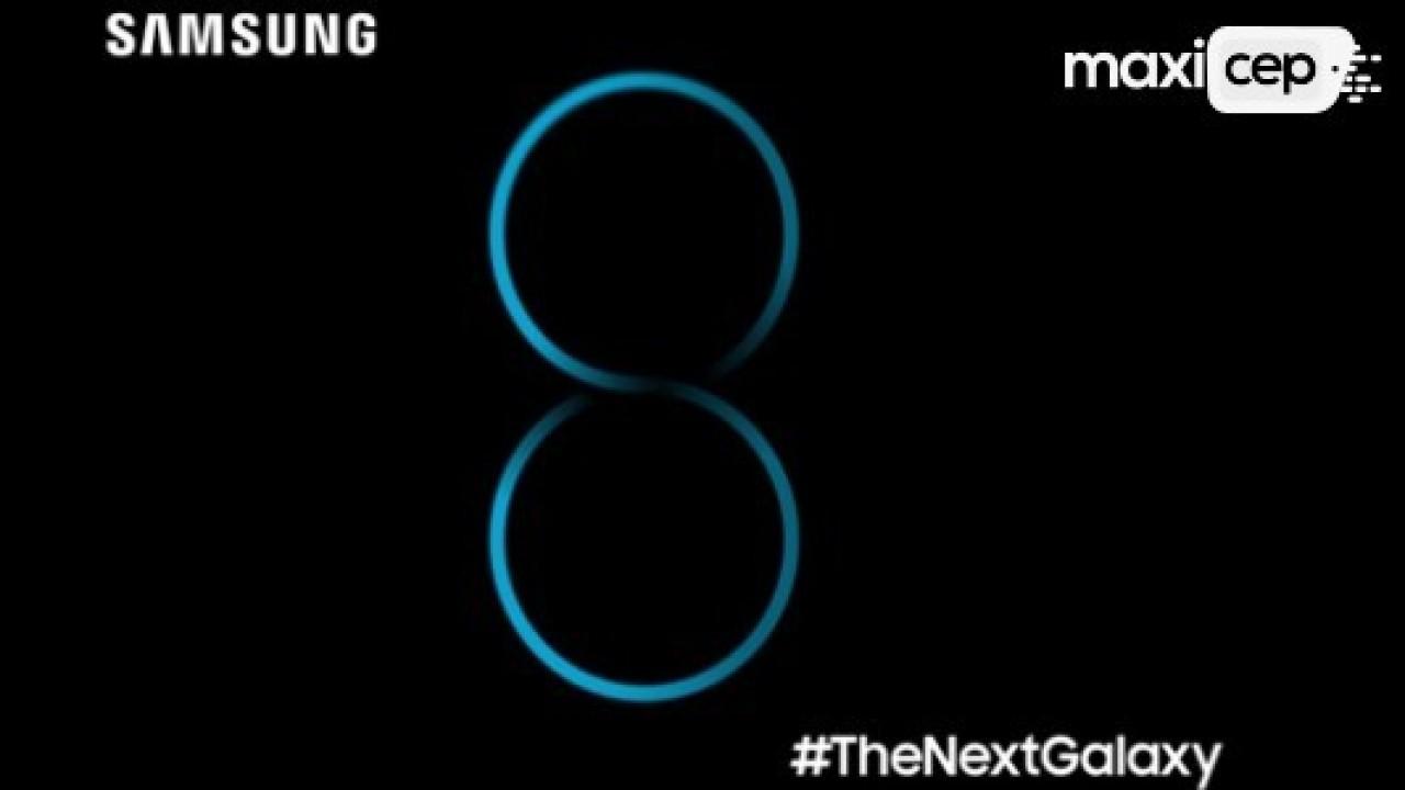 Orjinal Galaxy S8 Aksesuarları, Multimedia Dock ve Alcantara Koruyucu Kapak İçeriyor