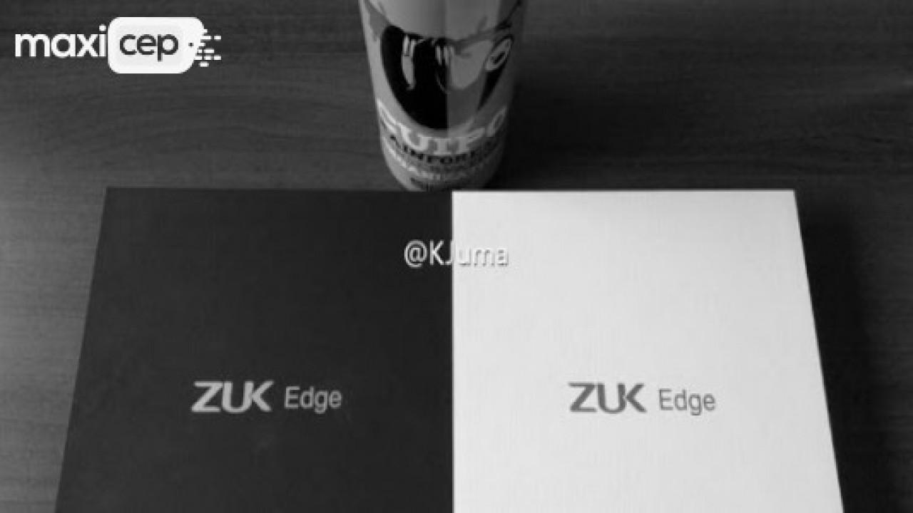 Zuk Edge'in Görselleri, Kavisli Olmayan Ekran Modelini Ortaya Çıkardı