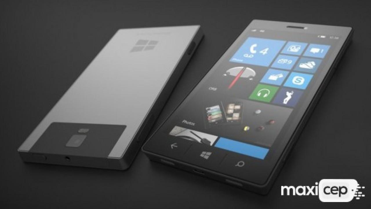 Surface Phone ve Dock Ünitesi Laptop Dock Canlı Görselleri Geldi