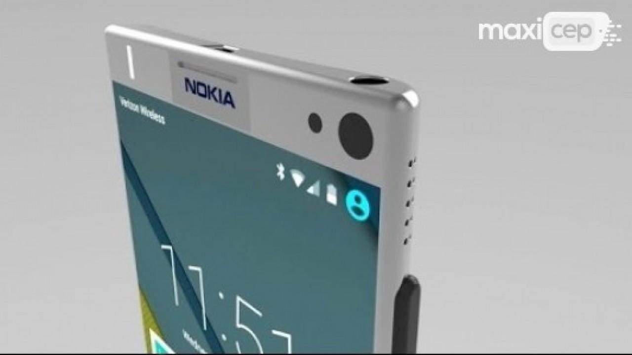 Sızan Görseller Nokia Android Telefonun Tasarımını Ortaya Çıkardı