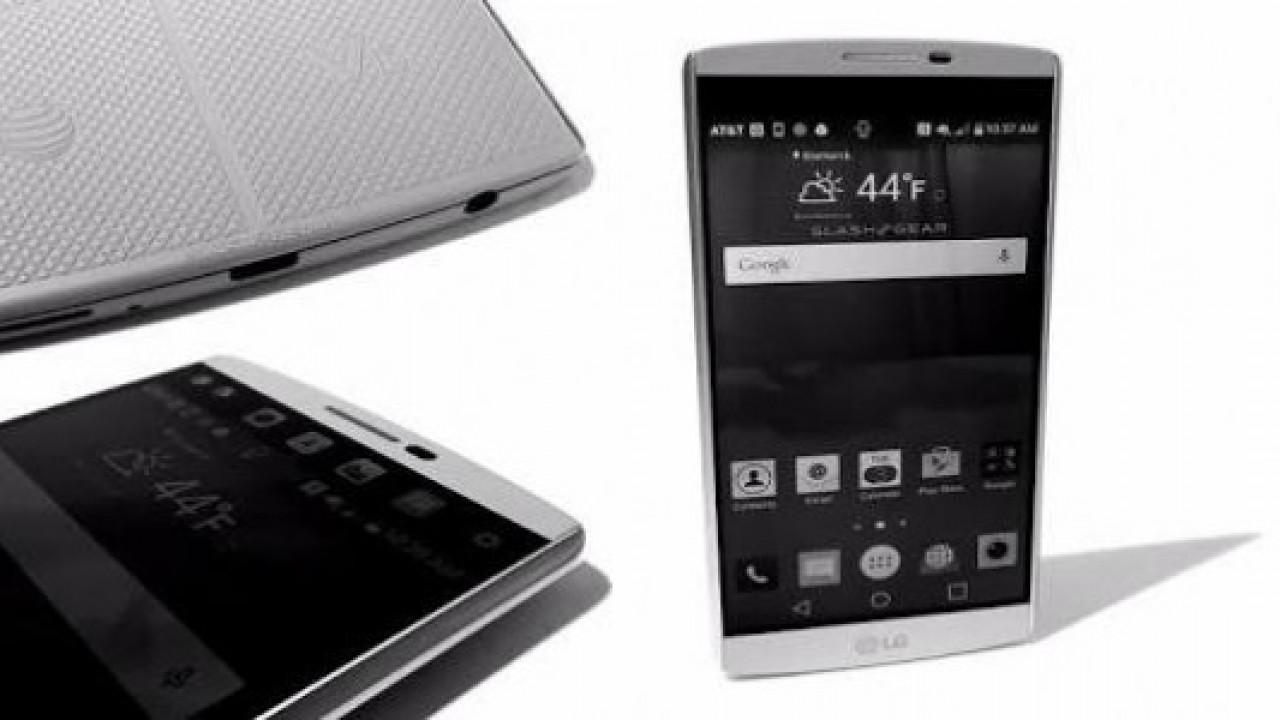 LG G6 Render Görseli G5 Benzeri Tasarıma İşaret Ediyor