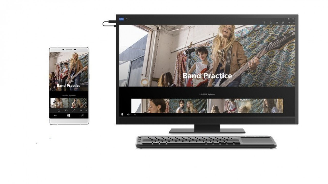 Coship, Moly PCPhone W6 Akıllı Telefonu USB Type-C ve Continuum Özellikleri ile Duyurdu