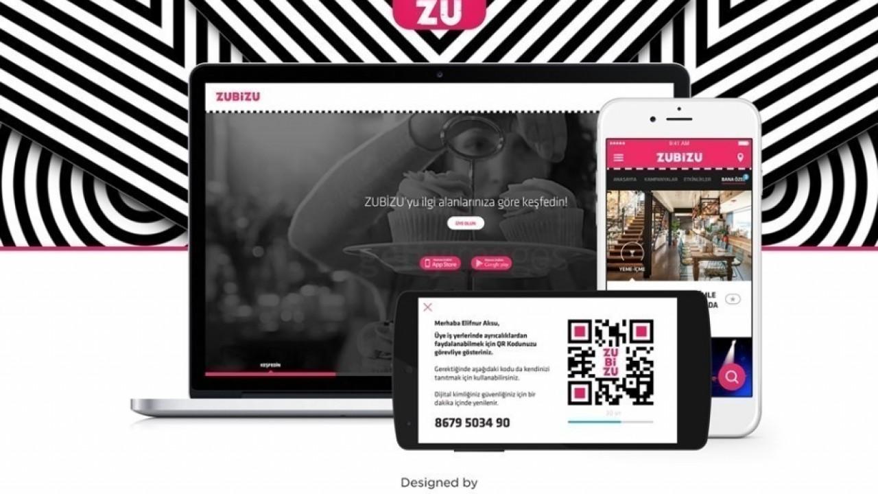Zubizu, yeni Uygulaması ile Mobil Cihazlar için Kullanımda