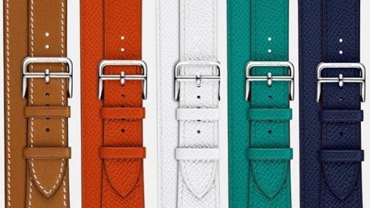 Apple Watch  için tasarlanan Hermes kayışlar satışa sunuldu