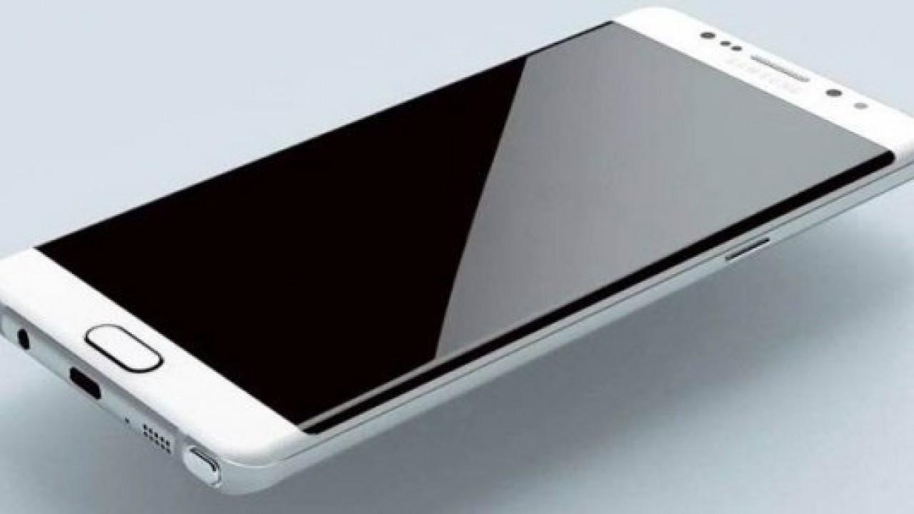 Galaxy Note 7'nin İris Tarayıcısı Yeni Görsellerde Ortaya Çıktı
