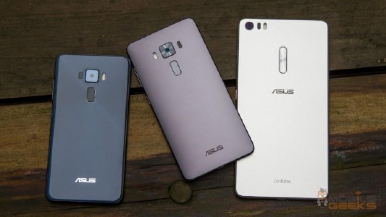 Asus, Hindistan için Zenfone 3 Deluxe'ü Duyurdu