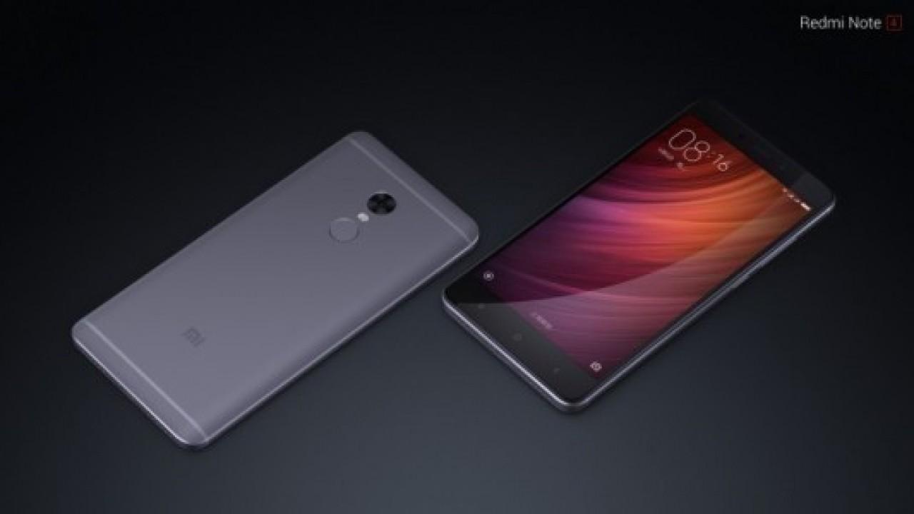 Xiaomi Redmi Note 4 Duyuruldu