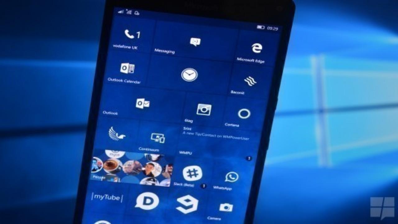 Microsoft, Windows 10 için Yeni Bir Yapı Yayınladı
