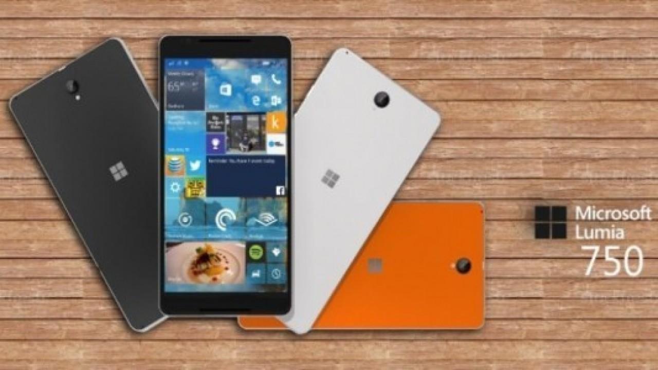 Lumia 750'ye Ait Görseller İnternete Sızdırıldı
