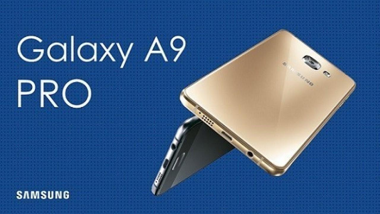 Galaxy A9 Pro en önemli pazarlardan birinde satışa çıkıyor