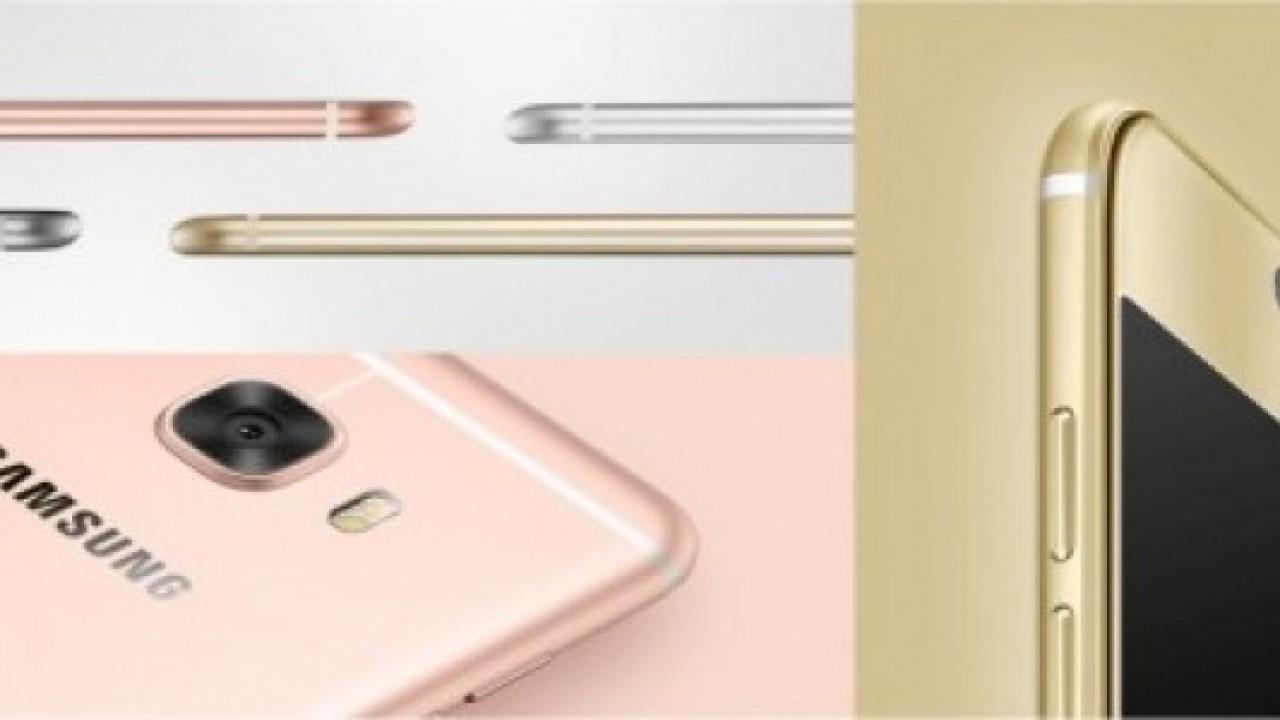 Galaxy C5 ve C7'nin Pro Versiyonları Geliyor