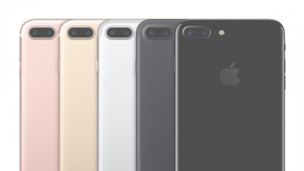 İphone 7 ve İphone 7 Plus Türkiye'de Ön Siparişle Satışa Çıktı
