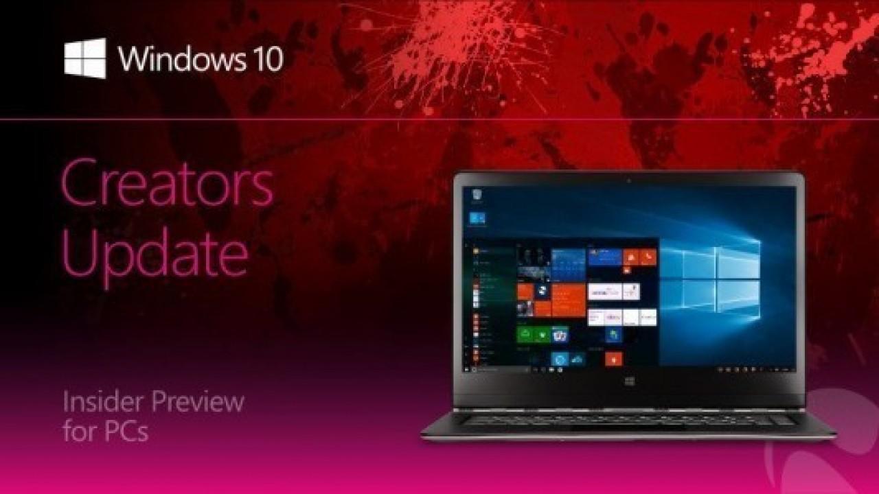 Windows 10 Insider Preview Yapı 15002 Bir Çok Yenilikle Yayınlandı