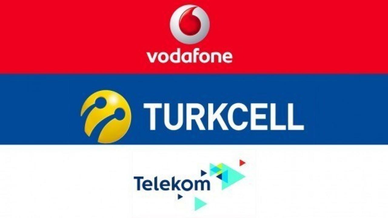 Tüm GSM operatörlerinin borçları siliniyor