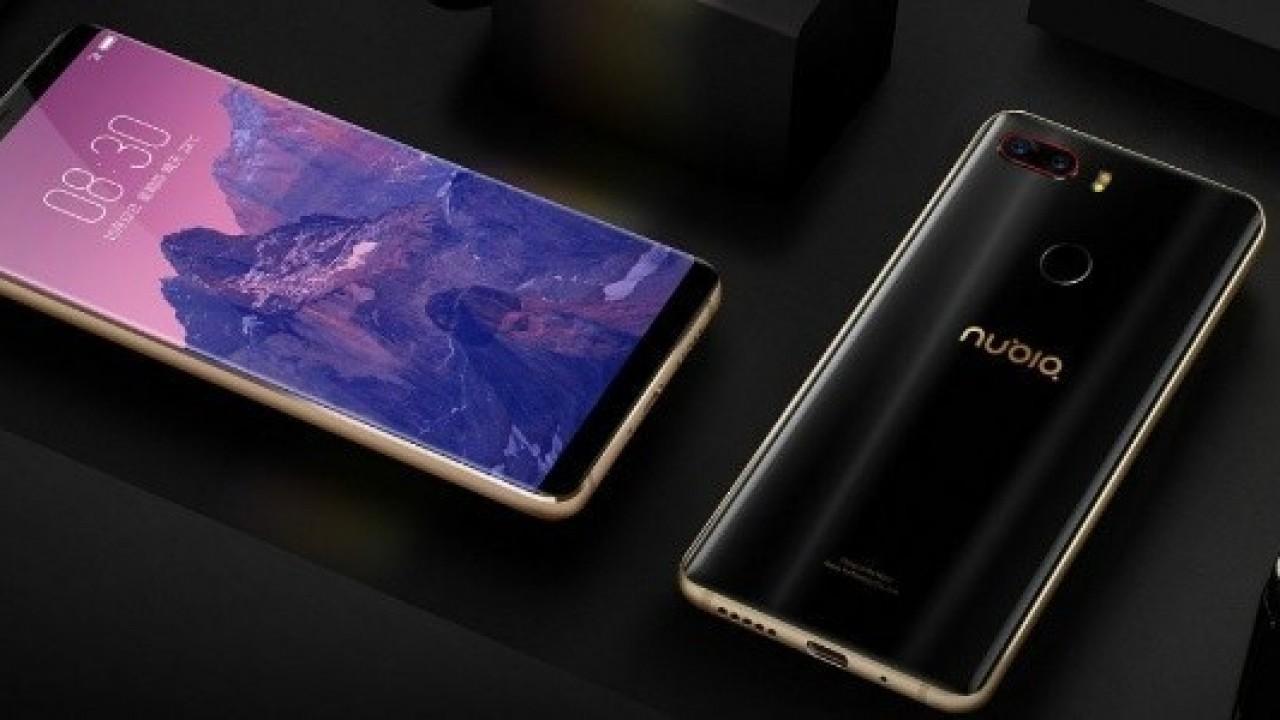 Nubia Z17S, 5.73 İnç Ekran, Snapdragon 835, 8GB RAM, çift Ön ve Arka Kamera ile Duyuruldu