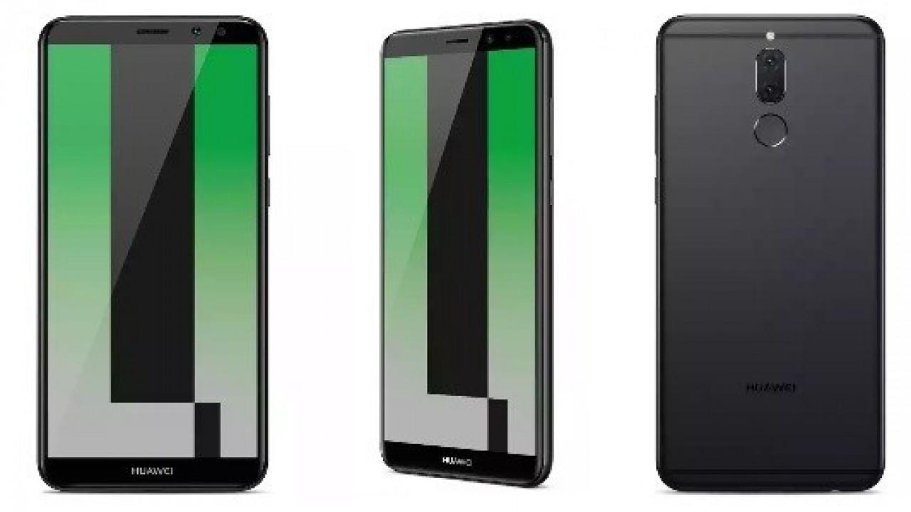 Huawei Mate 10 Lite, 18:9 Ekran ve Dört Kamera ile Duyuruldu