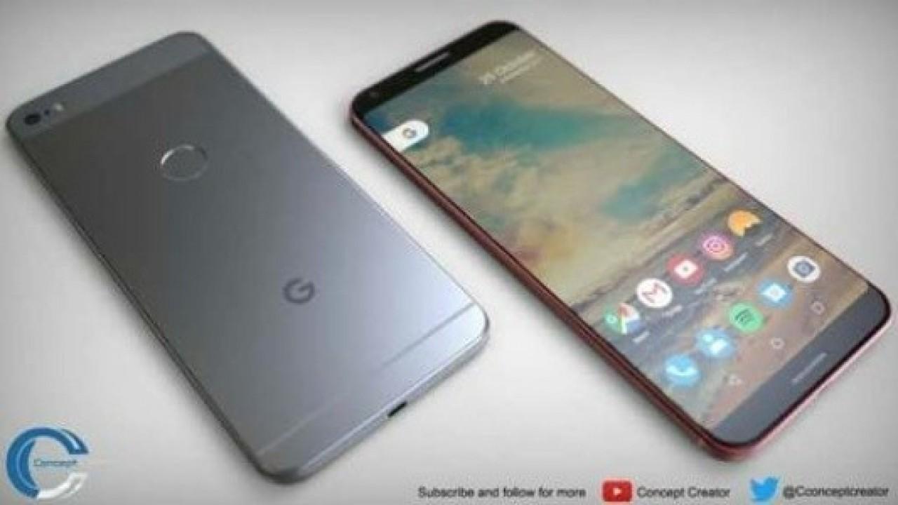 Google Pixel XL 2, İnce Çerçeveli Tasarımı İle Sızdırıldı