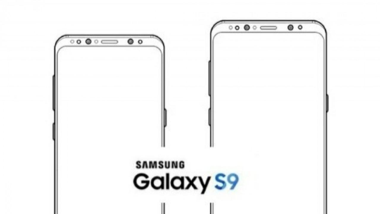 Samsung Galaxy S9 ve S9+'ın İlk Görseli Sızdırıldı