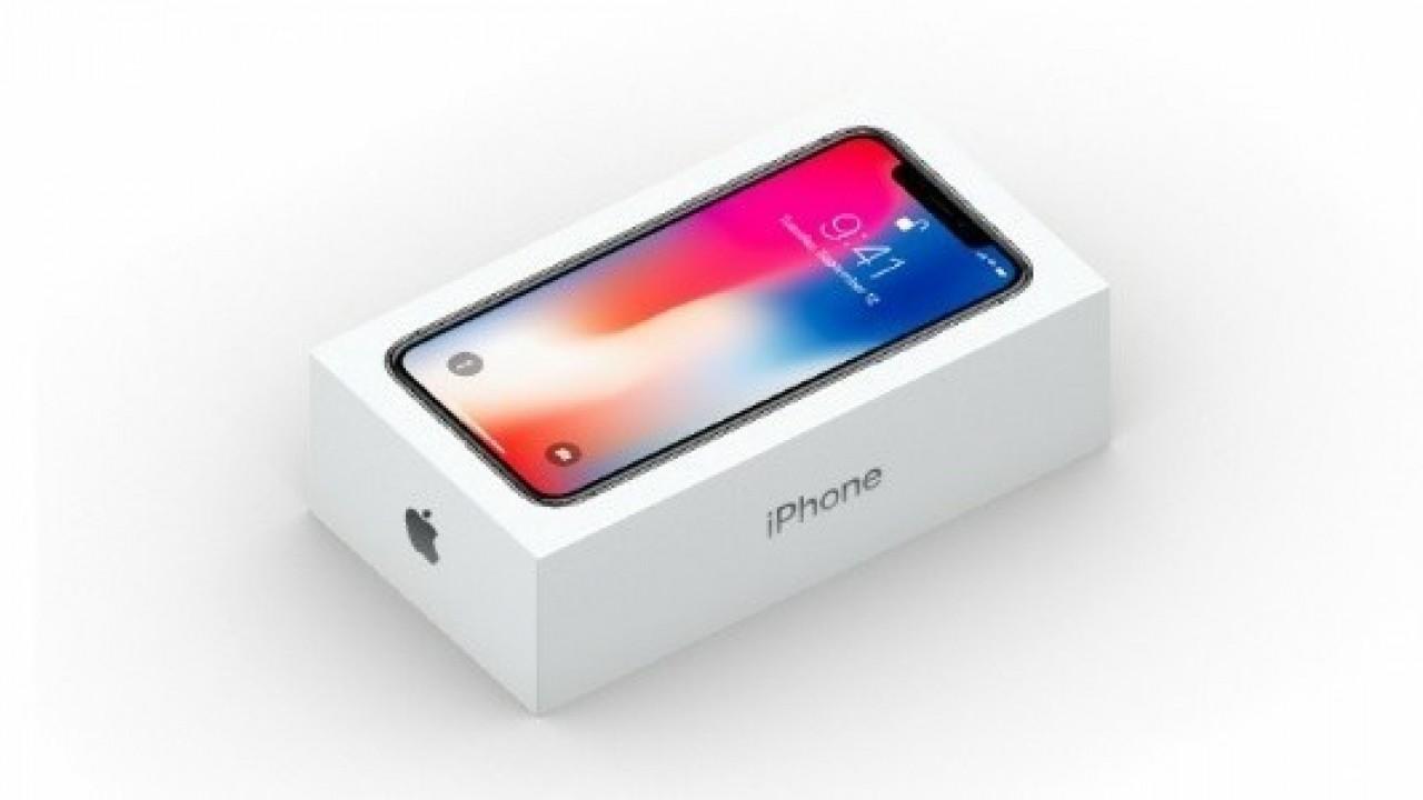 İPhone X'in Kutusu Apple Sitesinde Göründü