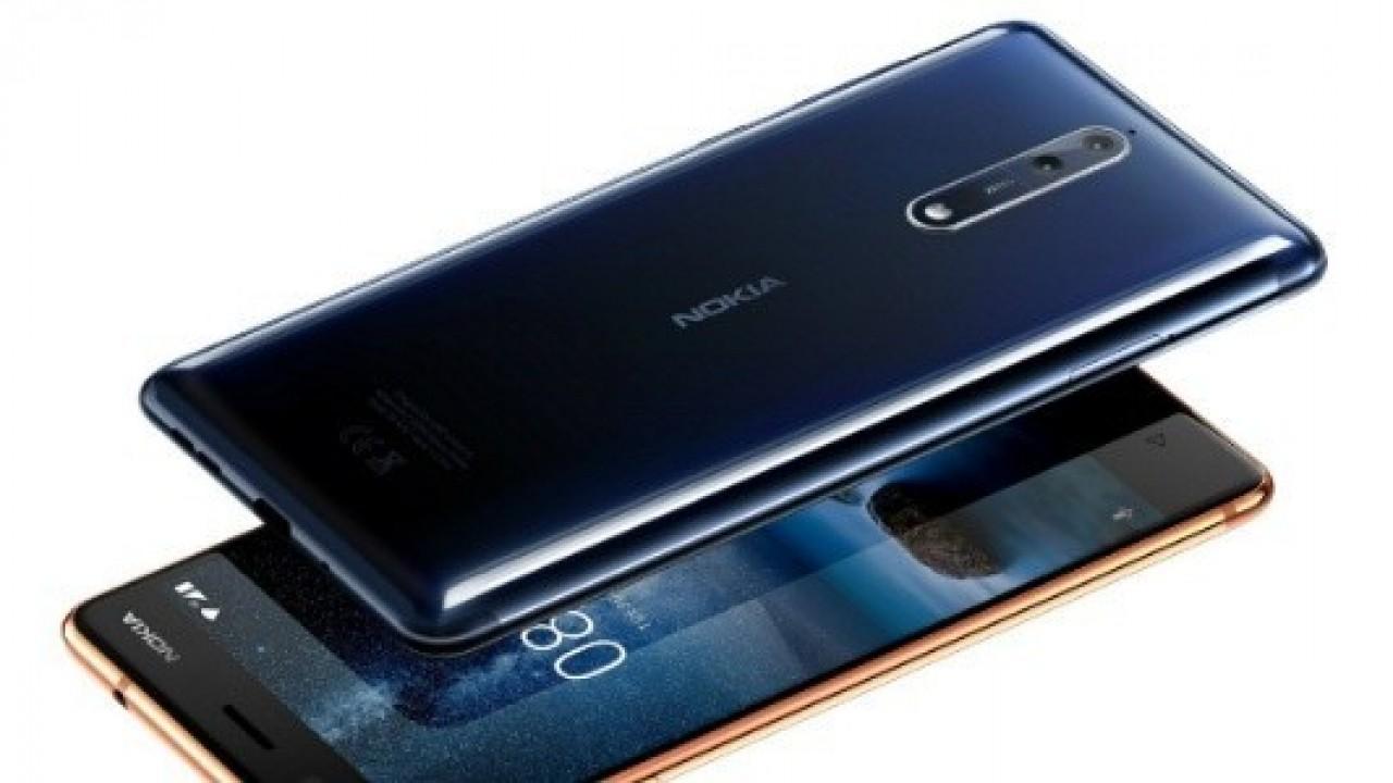 Nokia 8 n11'de Satışa Sunuldu