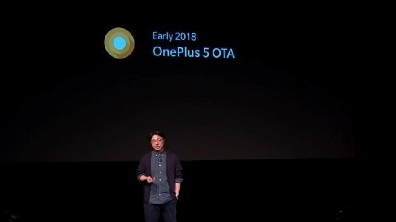 OnePlus 5 Android 8.0 Oreo Açık Beta Kasım'da, Final Güncellemesi ise 2018 Başında Gelecek