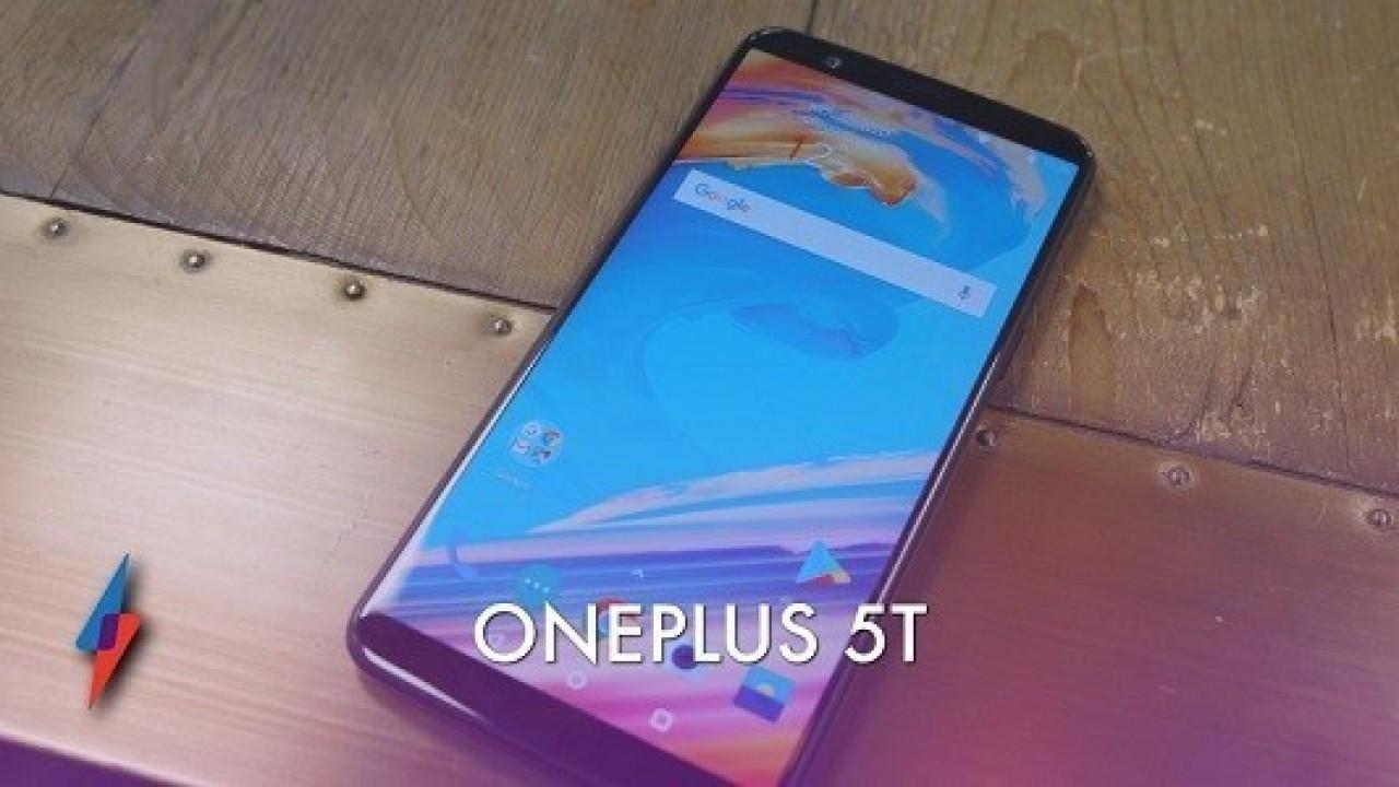 OnePlus 5T Suya ve Toza Dayanıklılık IP Sertifikasına Sahip Değil