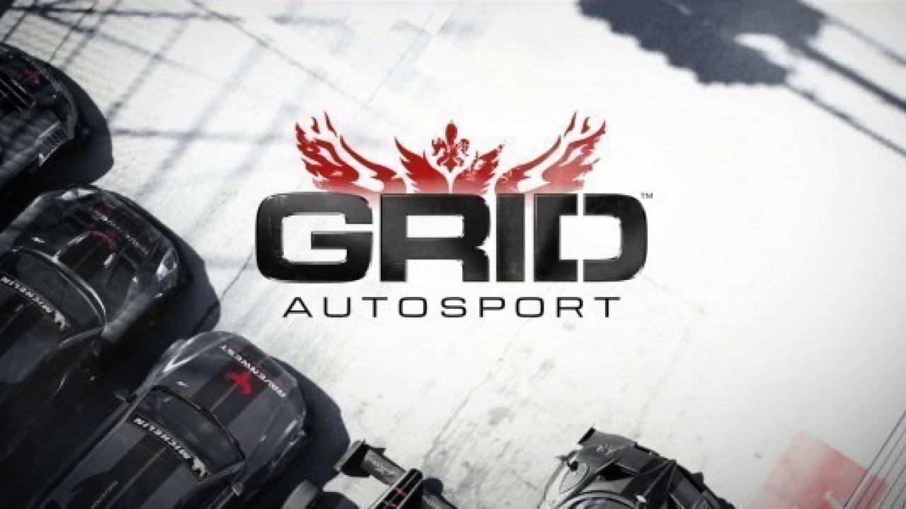 GRID Autosport, App Store'daki yerini aldı