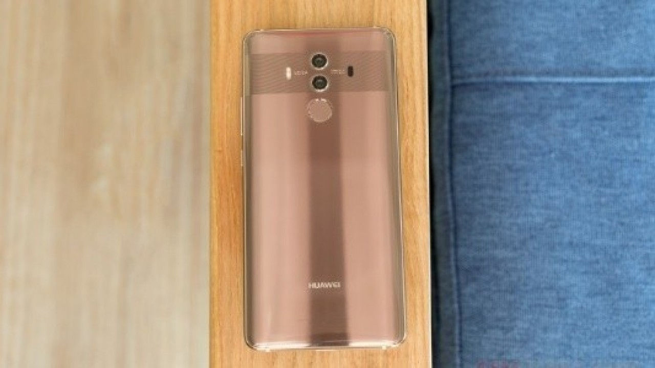 Huawei Mate 10 Pro, ABD'de AT&T Aracılığıyla Satışa Sunulacak