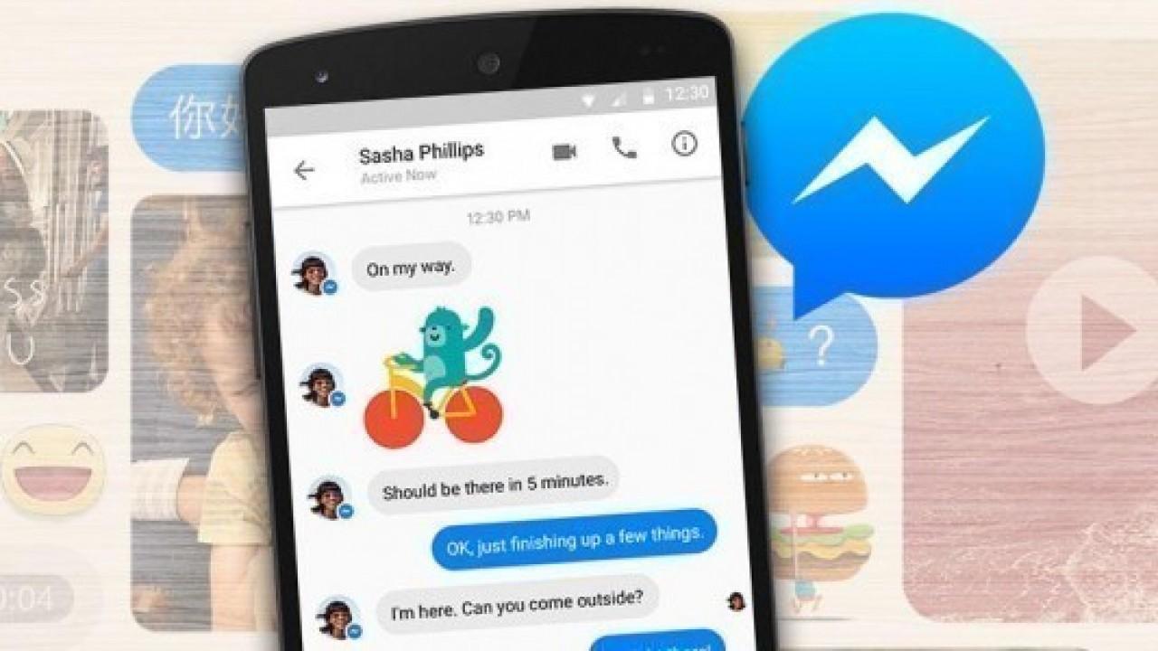 Facebook Messenger üzerinden 2017'de 17 milyar görüntülü görüşme yapıldı