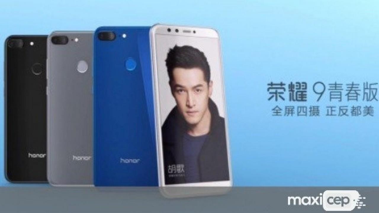Huawei, Honor 9 Lite'ı duyurdu
