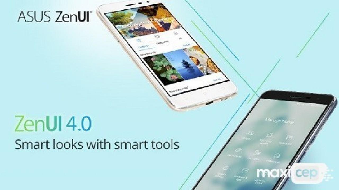 Zenfone 3 Max İçin ZenUI 4.0 Güncellemesi Geldi