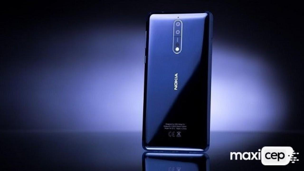 Nokia 8 İçin Yeni Android Sistem Güncellemesi Geldi