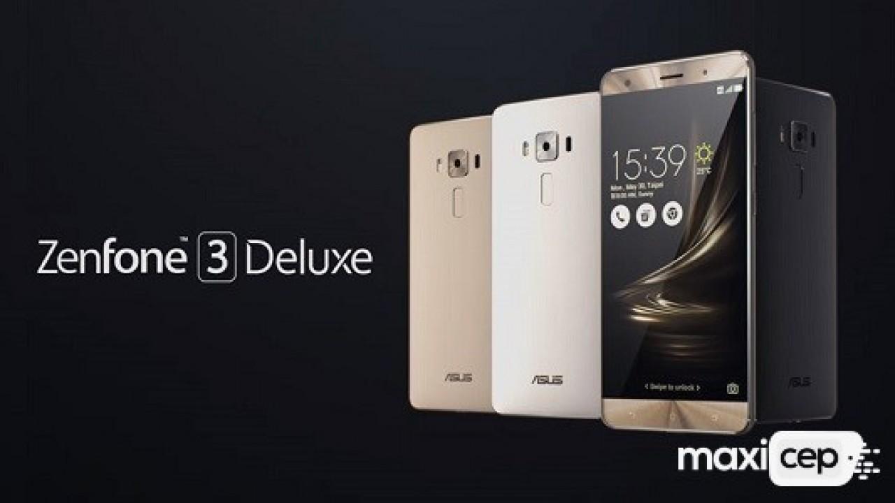Zenfone 3, Zenfone 3 Deluxe ve Zenpad İçin Yeni Güncelleme Geldi