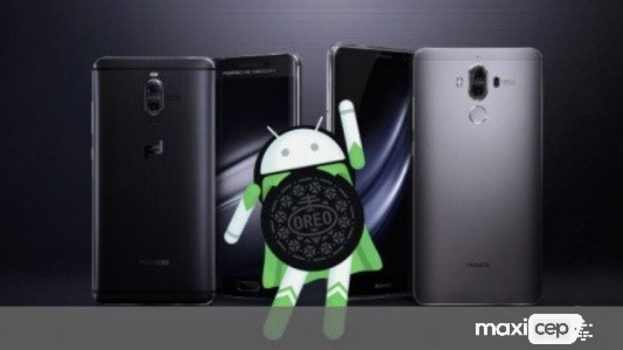Huawei Mate 9 ve Mate 9 Pro, EMUI 8.0 Güncellemesi ile Android Oreo'yu Almaya Başladı
