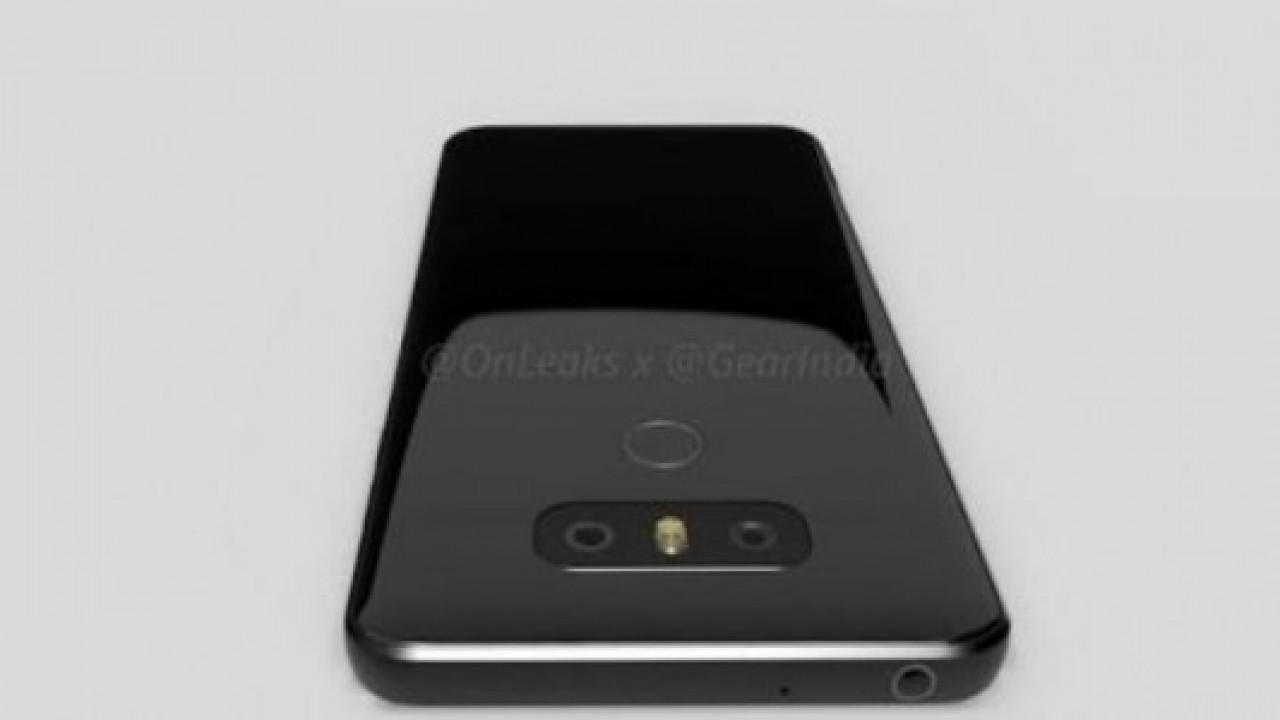 LG G6'nın Ön Paneli Canlı Görselde Ortaya Çıktı